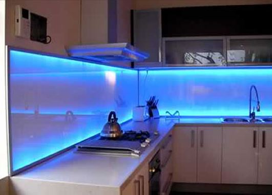 Blue Splashbacks Perth Blue Kitchen Splashbacks