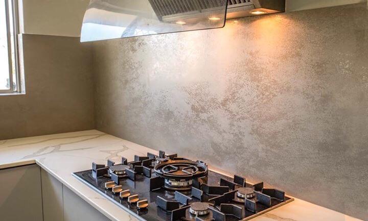 Groutless Porcelain Tiled Splashbacks
