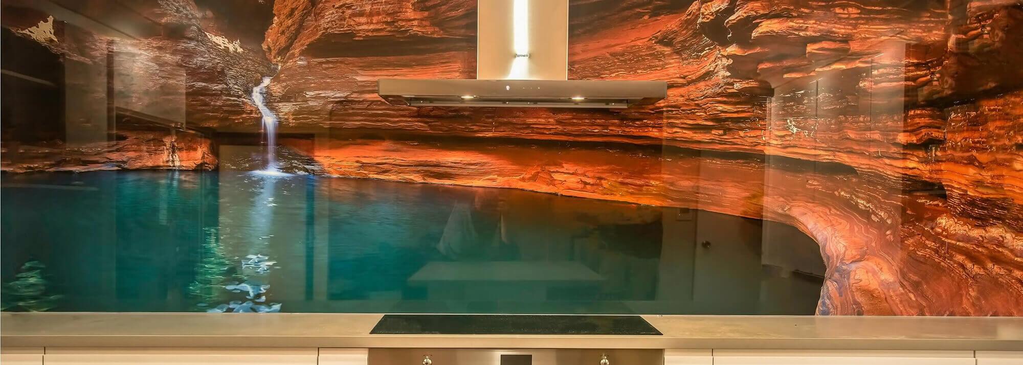 Print on Glass by Perth Splashbacks