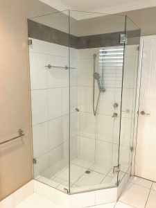 Frameless Shower Screens by Perth Shower Screens / Perth Splashbacks 0488184557