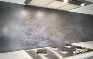 Tiled splashbacks