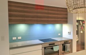 painted glass kitchen splashbacks
