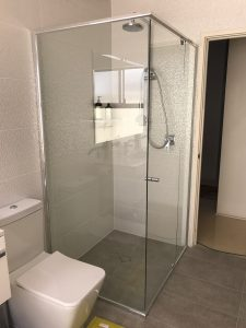 Semi Framed Shower Screens