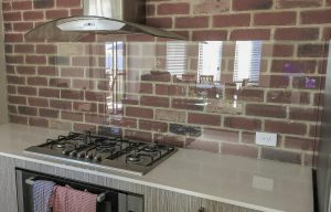 Custom brickwork splashbacks